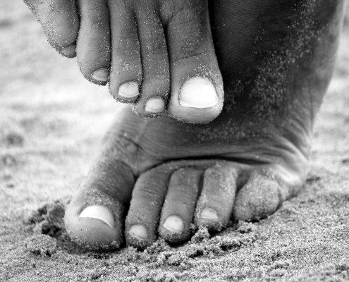 Wake up Your Winter Feet With A Boise Pedicure