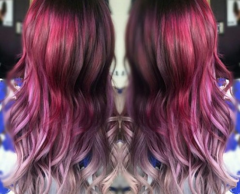 Fantasy Haircolor by Heather Braswell