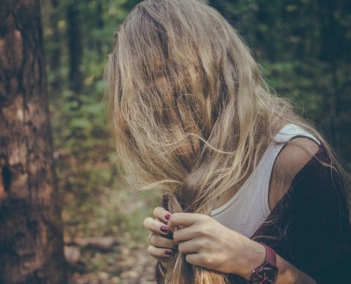 Boise Hair Salon: What Causes Split Ends & Breakage
