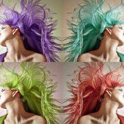 Boise hair salon, Undone Salon, Hairstyle, Hair Color